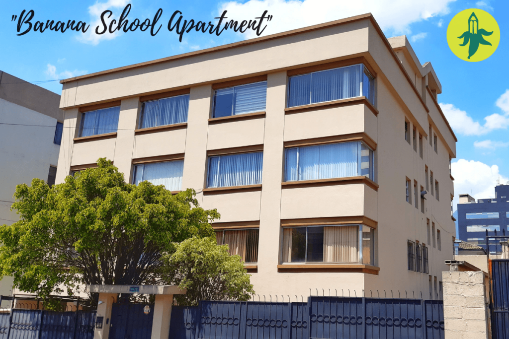 Banana-school-apartment