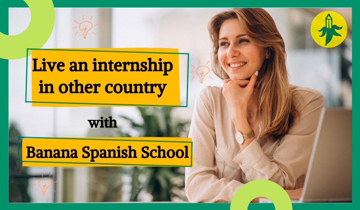 internship-Banana-Spanish-School